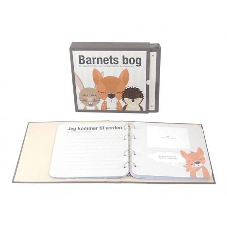Barnets Bog Skovens dyr