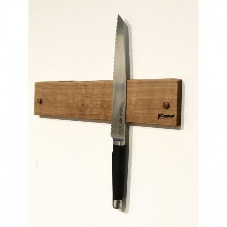 Magnet knivholder i olieret eg - Dansk design