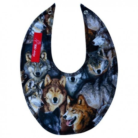 Savlesmæk med ulve