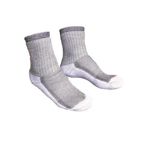 All Day Feet Sokker Hvid-Grå